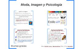 Moda, Imagen y Psicología