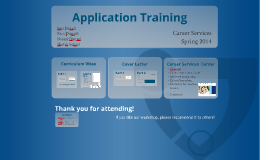 Copy of Application Training