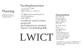 LWICT Continuum