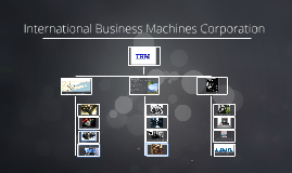 International Business Machines Corporation