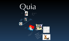 Quia Workshop