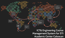 Copy of ICT& Engineering Course Management System for STI Academic C