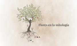 Las flores en la mitología