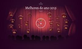 Copy of Melhores do ano 2015