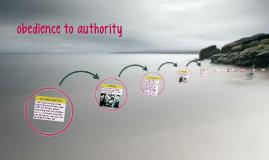 to authority