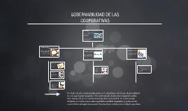Copy of LA GOBERNABILIDAD DE LAS COOPERATIVAS