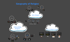 Cultural Geography of Religion