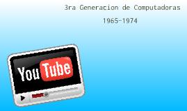 primera, segunda y tercera generacion de computadoras