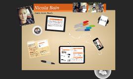 Nicola Bain Curriculum Vitae