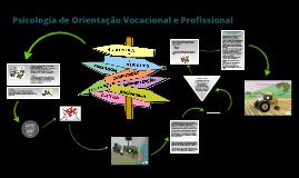Psicologia de Orientação Vocacional e Profissional