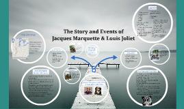 Jacques Marquette (1637-1675) & Louis joilet (