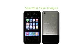 Copy of Shanzhai Case Analysis