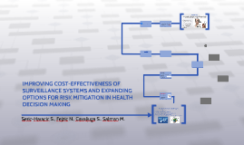 IMPROVING COST-EFFECTIVENESS OF SURVEILLANCE SYSTEMS AND EXP