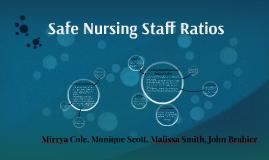 Nursing Staff Ratios