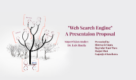 """Web Search Engine"""