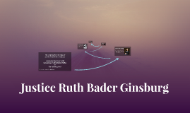 The Confirmation Hearings of Justice Ruth Bader Ginsburg: An