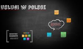 Usługi w Polsce