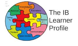 2017 IB Learner Profile Traits
