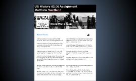 World War 1 posts