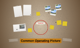 Common Operating Picture