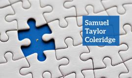 Copy of Samuel Taylor Coleridge