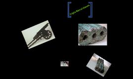 Leonardo-Triple Barrel Canon