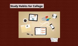 Study Habits
