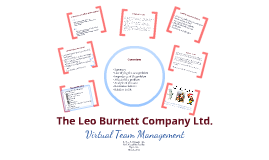 Copy of The Leo Burnett Company Ltd.: