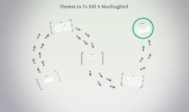 Themes in To Kill A Mockingbird