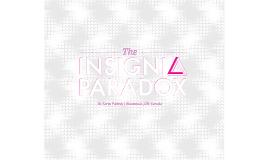 Sonia Palleck - Insignia Paradox