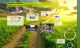 Mudslide/landslide