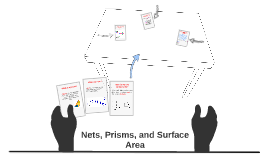 Nets, Prisms, and Surface Area