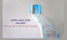 Coach Skills Checklist