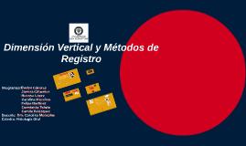 Copy of ¿ Qué es la dimensión Vertical?