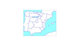 Santander, España.