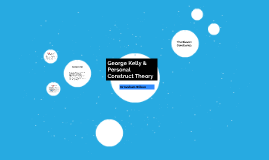 Copy of George Kelly & Personal Construct Theory