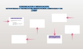 COMUNICACION Y NEGOCIACIÓN