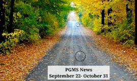 PGMS News
