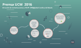 Prensa UCM  2016