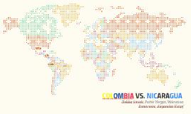 COLOMBIA VS. NICARAGUA