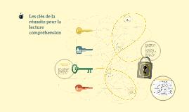 Copy of Les clés de la réussite