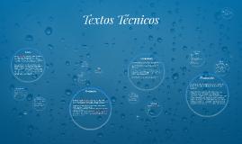 Textos Tecnicos