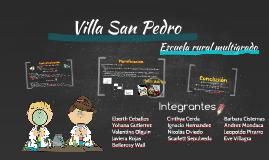 Villa San Pedro
