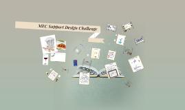 MEC Support Design Challege