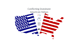 Conflicting Dominant American Values