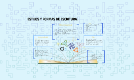 ESTILOS DE EXPRESIÓN ESCRITA