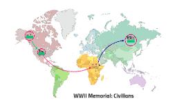 WWII Memorial: Civilians