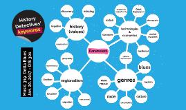 History Detectives' Keywords
