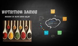 nutrition basics for elderly