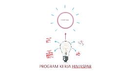 Copy of PROGRAM KERJA HIMASPAR